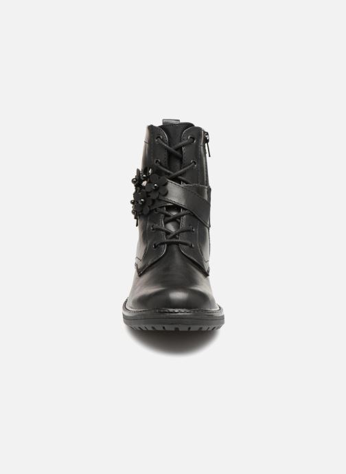Bottines et boots S.Oliver SANDRA Noir vue portées chaussures