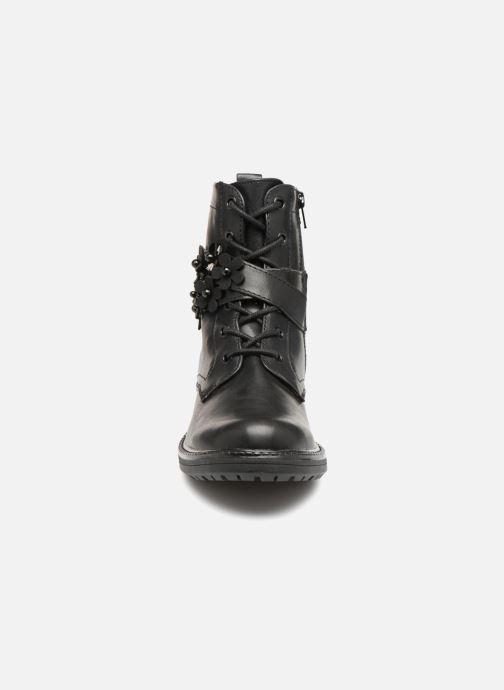 Et S oliver Bottines Black Sandra Boots eH92IWEDY