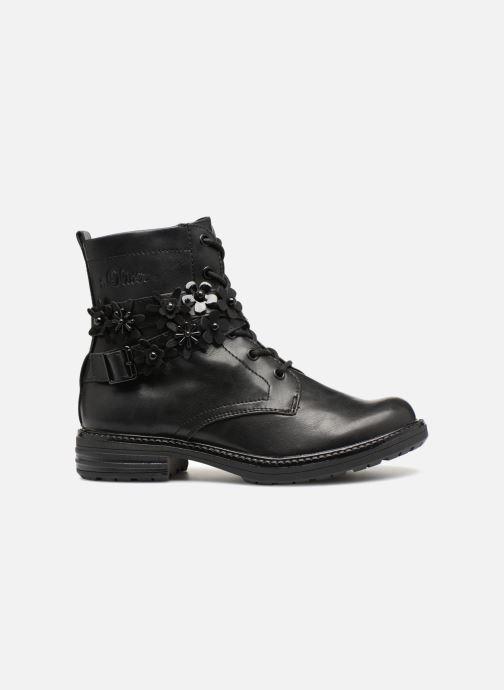 Bottines et boots S.Oliver SANDRA Noir vue derrière