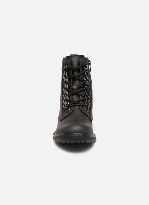 Bottines et boots S.Oliver ZELDA Noir vue portées chaussures