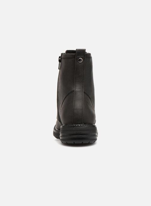 Bottines et boots S.Oliver ZELDA Noir vue droite