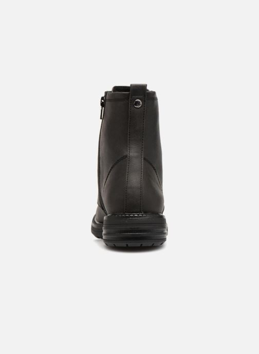 Ankle boots S.Oliver ZELDA Black view from the right