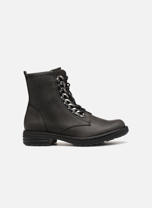Ankle boots S.Oliver ZELDA Black back view