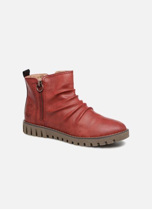gamme de couleurs exceptionnelle chaussures classiques comment commander S.Oliver ZOE (Rouge) - Bottines et boots chez Sarenza (337048)
