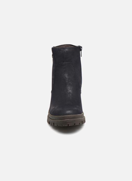 Bottines et boots S.Oliver BRIT Bleu vue portées chaussures