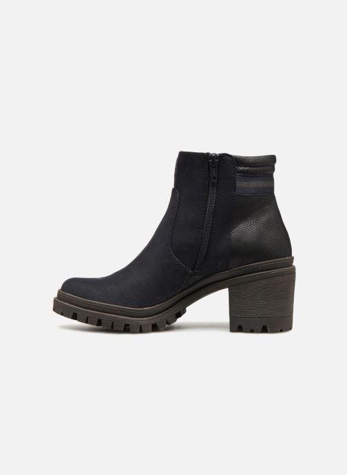 Bottines et boots S.Oliver BRIT Bleu vue face