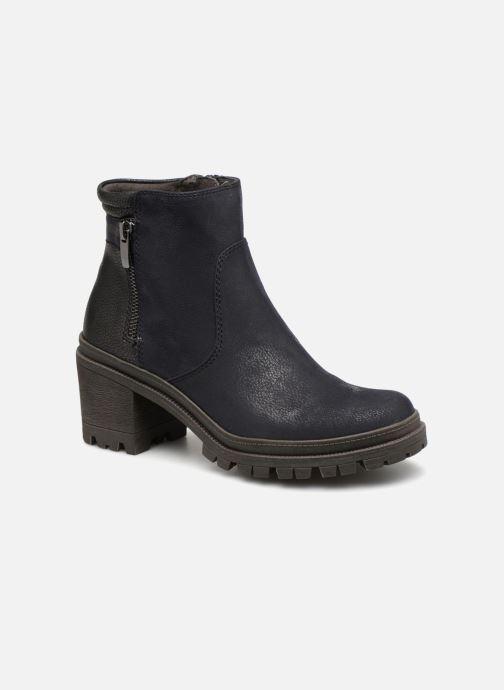 Bottines et boots S.Oliver BRIT Bleu vue détail/paire