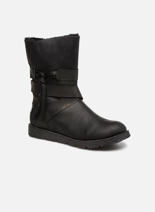 Støvler & gummistøvler S.Oliver BELINDA Sort detaljeret billede af skoene