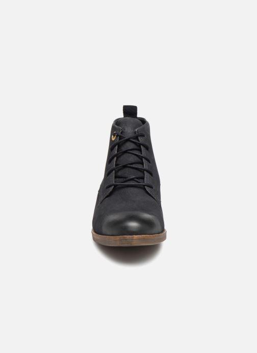 Bottines et boots S.Oliver CHRISTIE Bleu vue portées chaussures