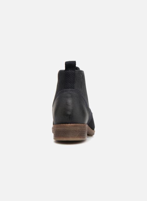 Bottines et boots S.Oliver CHRISTIE Bleu vue droite
