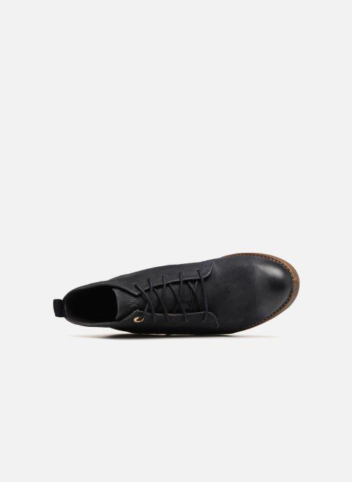Bottines et boots S.Oliver CHRISTIE Bleu vue gauche