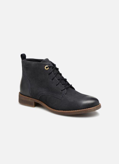 Bottines et boots S.Oliver CHRISTIE Bleu vue détail/paire