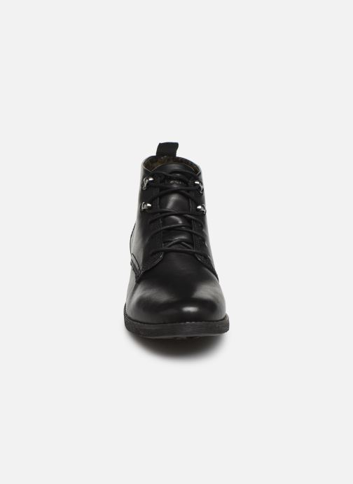 Bottines et boots S.Oliver CHRISTIE Noir vue portées chaussures