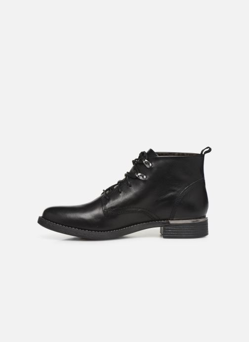 Bottines et boots S.Oliver CHRISTIE Noir vue face