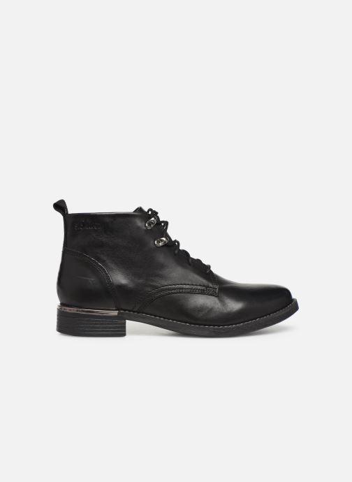 Bottines et boots S.Oliver CHRISTIE Noir vue derrière