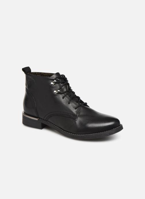 Ankelstøvler S.Oliver CHRISTIE Sort detaljeret billede af skoene