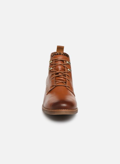 Bottines et boots S.Oliver CHRISTIE Marron vue portées chaussures