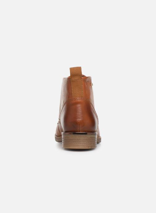 Bottines et boots S.Oliver CHRISTIE Marron vue droite