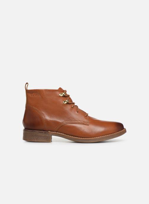 Bottines et boots S.Oliver CHRISTIE Marron vue derrière