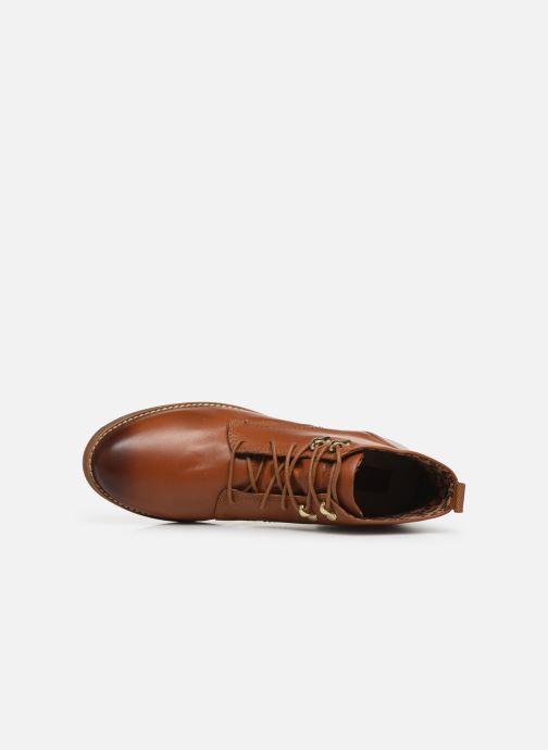 Bottines et boots S.Oliver CHRISTIE Marron vue gauche