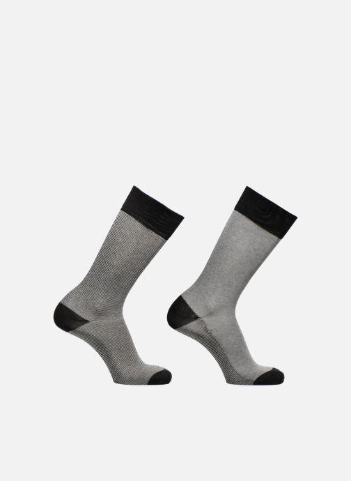 Chaussettes et collants Esprit Chaussette FINE STRIPE SO Lot de 2 Noir vue détail/paire