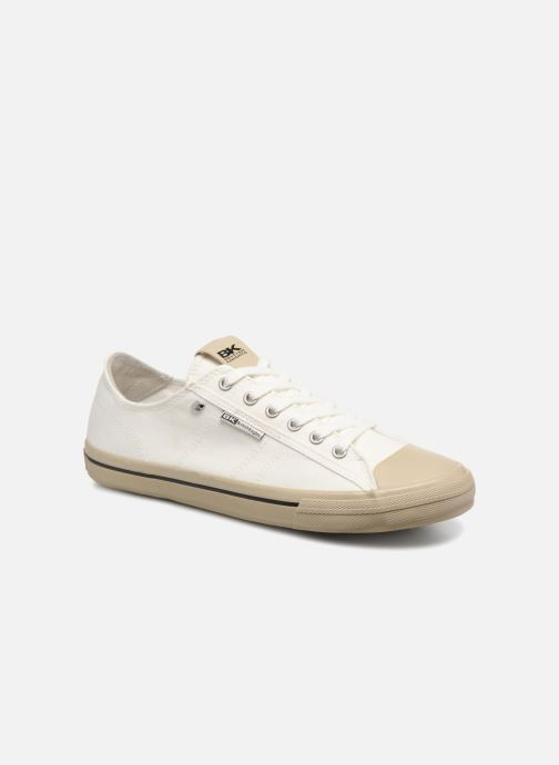 Baskets British Knights Chase Blanc vue détail/paire