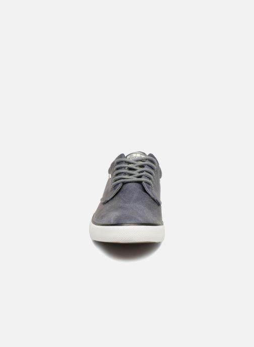 Baskets British Knights Juno Gris vue portées chaussures