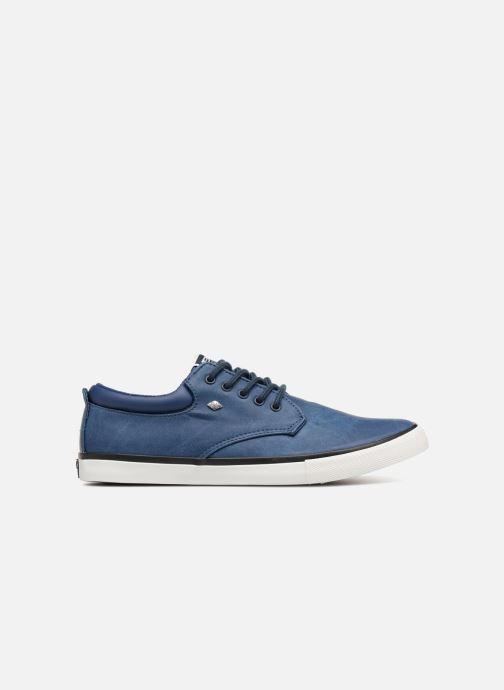 Sneakers British Knights Juno Blauw achterkant