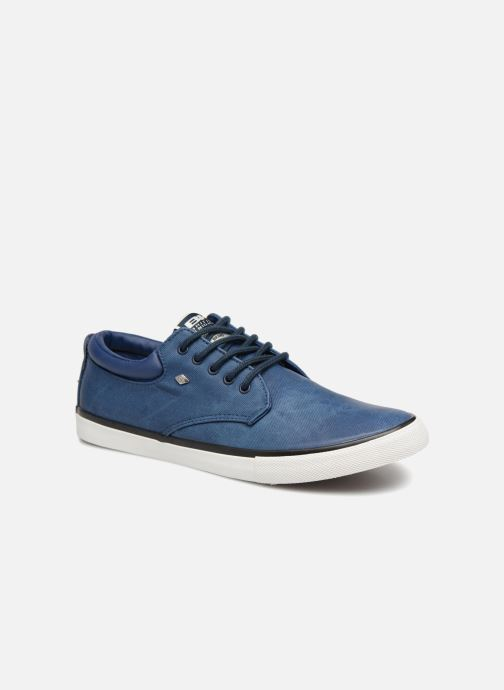 Trainers British Knights Juno Blue detailed view/ Pair view