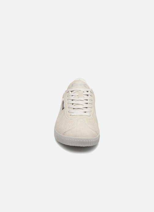 Baskets British Knights Point W Gris vue portées chaussures