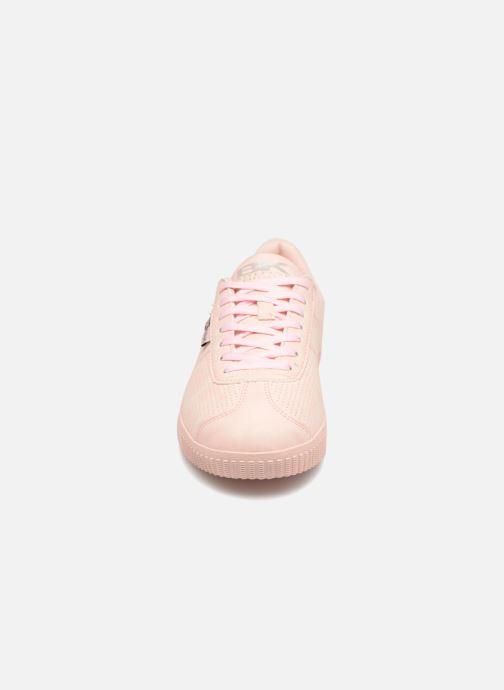 Baskets British Knights Point W Rose vue portées chaussures