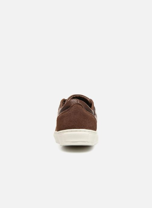 Trainers British Knights Cove Brown view from the right