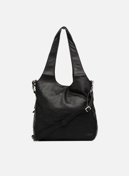 Handtaschen Esprit Isla Shopper schwarz ansicht von vorne