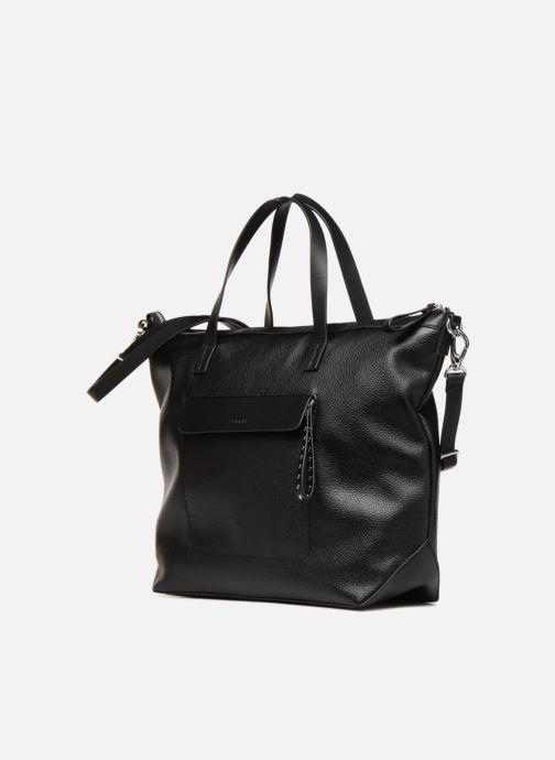 Handtassen Esprit Izzy City Bag Zwart model