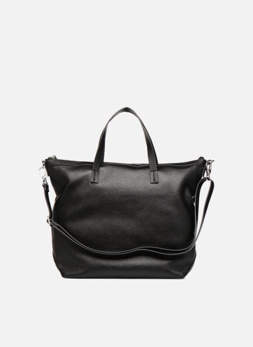 Handtassen Esprit Izzy City Bag Zwart voorkant