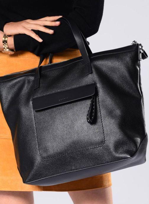 Handtassen Esprit Izzy City Bag Zwart boven