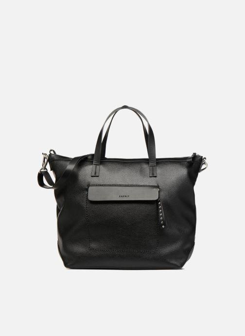 Handtassen Esprit Izzy City Bag Zwart detail