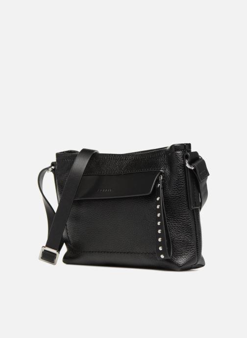 Handtassen Esprit Izzy Small Shoulder Bag Zwart model