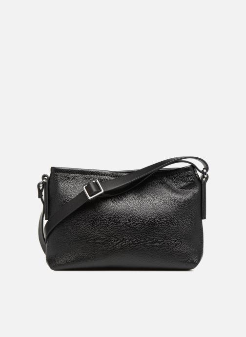 Handtassen Esprit Izzy Small Shoulder Bag Zwart voorkant
