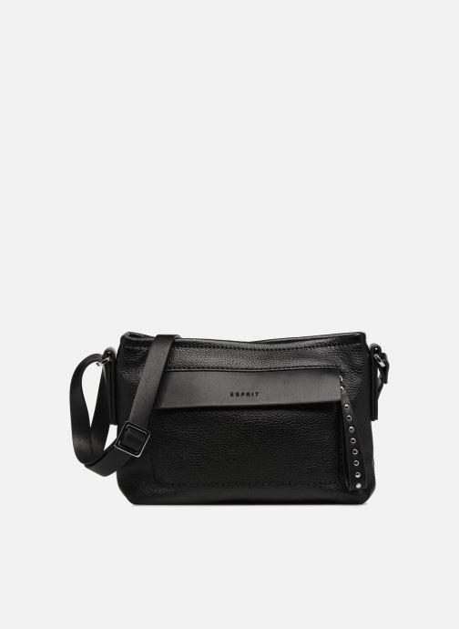 Handtassen Esprit Izzy Small Shoulder Bag Zwart detail