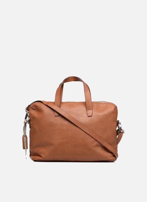 Handtaschen Esprit Iza Working Bag braun ansicht von vorne