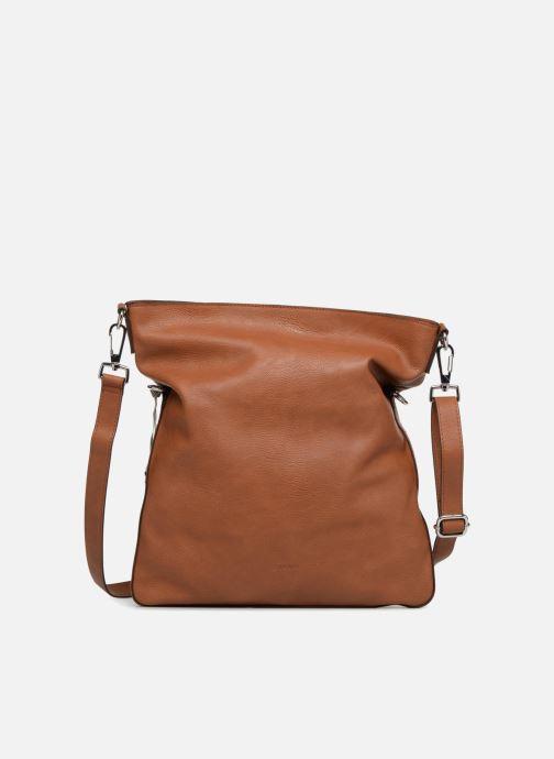Handtaschen Esprit Iza Shoulder Bag braun ansicht von vorne