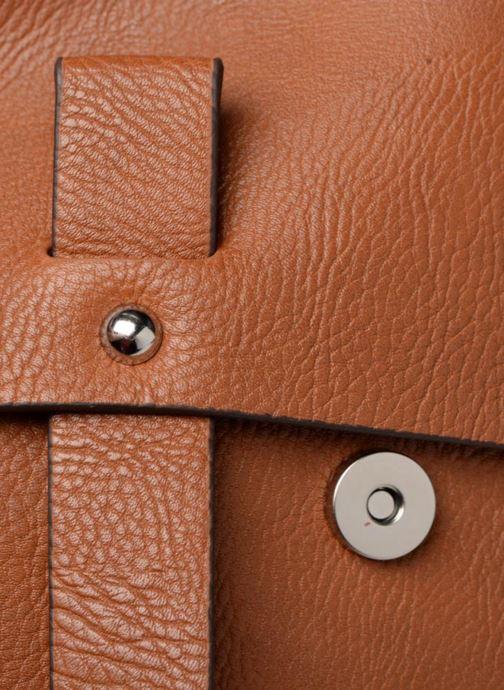 Handtaschen Esprit Iza Shoulder Bag braun ansicht von links