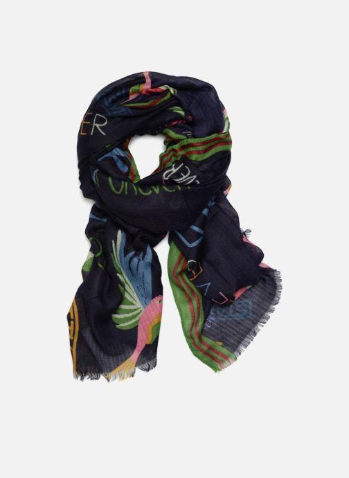 Sciarpa y foulard Esprit Lover Birds Scarf 95cm x 190cm Azzurro vedi dettaglio/paio