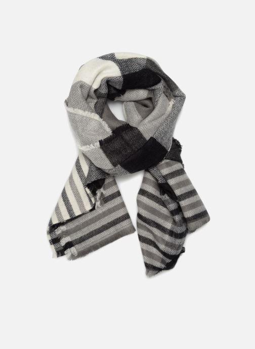 Sciarpa y foulard Esprit Cosy Checks Scarf 70cm x 200 cm Nero vedi dettaglio/paio