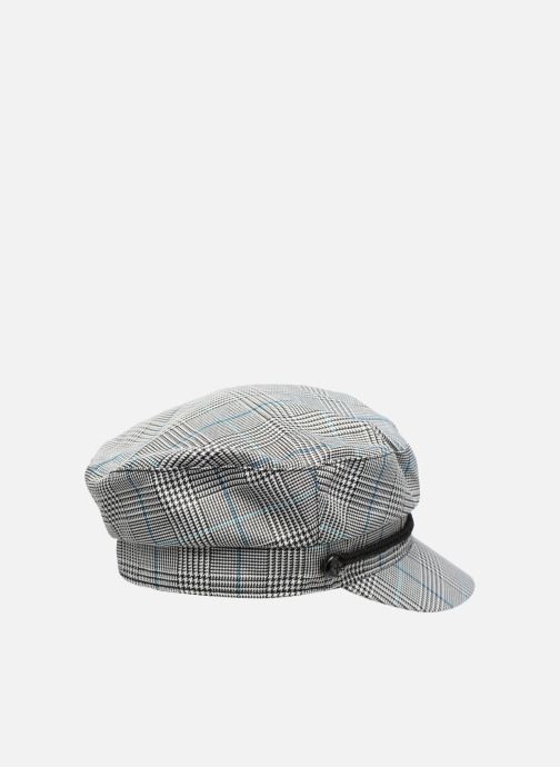 Pet Esprit Check News Boy Cap Zwart model