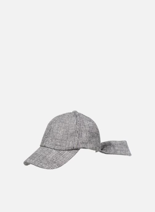 Casquettes Esprit Wool Check Cap Noir vue détail/paire