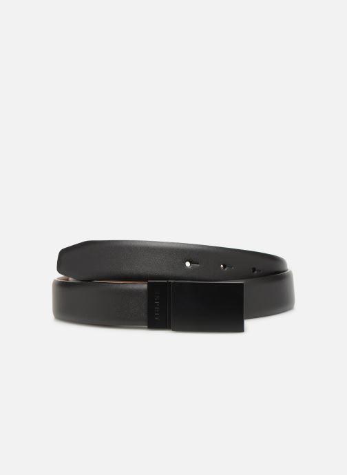 Riemen Esprit Reversible Belt Zwart detail