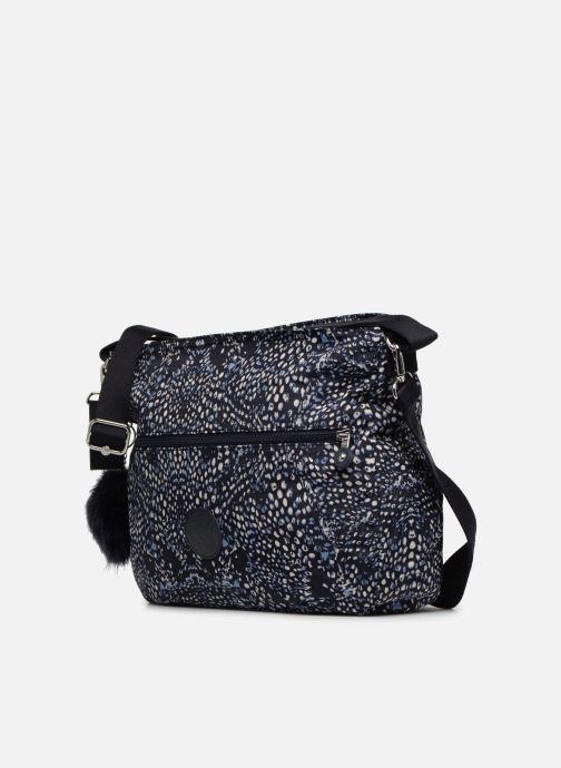 Handtaschen kipling FENNA blau schuhe getragen