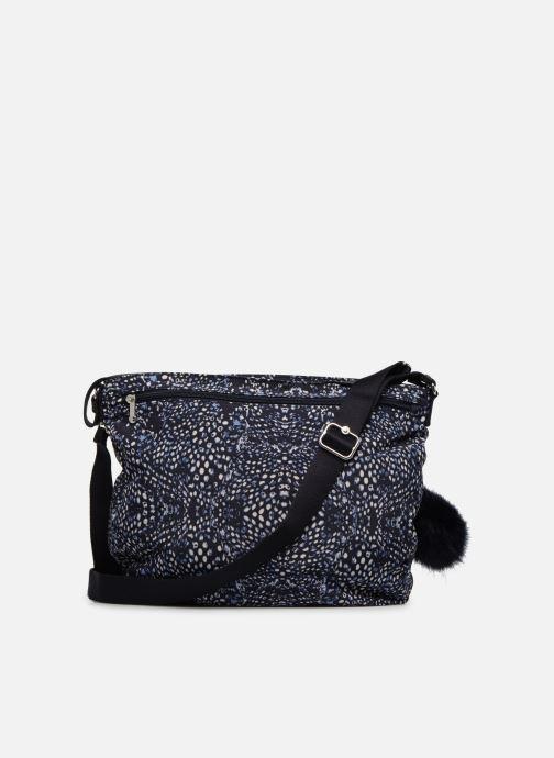 Handtassen kipling FENNA Blauw voorkant